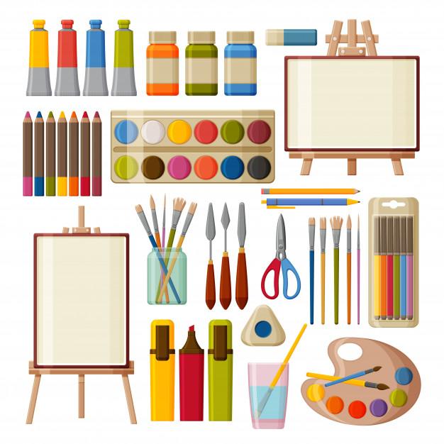 Művéseti eszközök