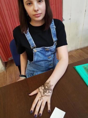 Orosháza, henna